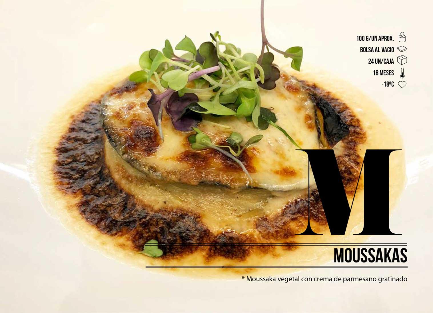 Moussaka Gastronoms Catalogo